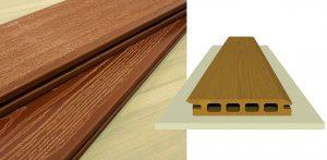 چوب پلاستیک دایاکس